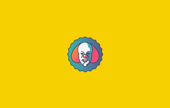 Картинка лицо, клоун, зло