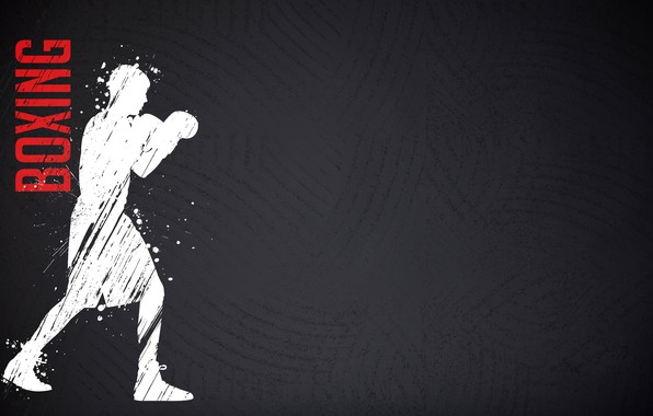 Картинка фон, спорт, человек, перчатки, Бокс