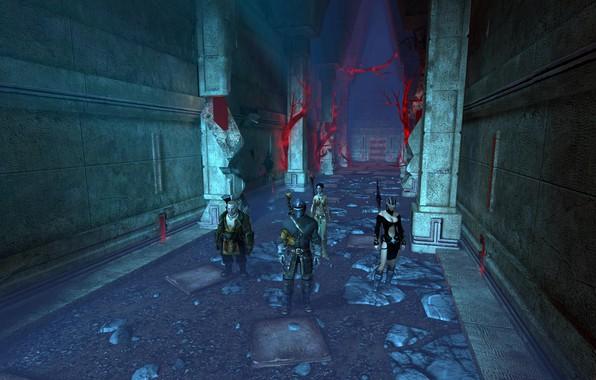Картинка Origins, Dragon Age, Морриган