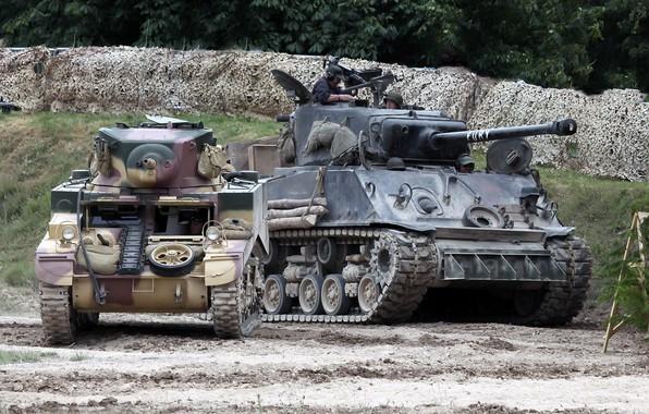 Картинка оружие, танки, показательное выступление