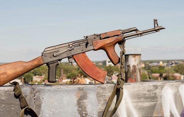 Картинка оружие, автомат, weapon, калашников, assault Rifle, kalashnikov, акм, ak, akm