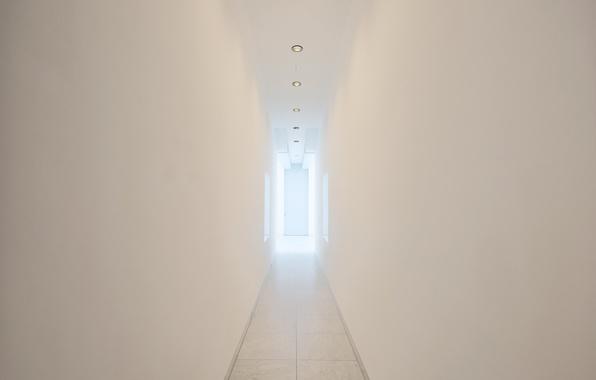 Фото обои фон, стены, коридор