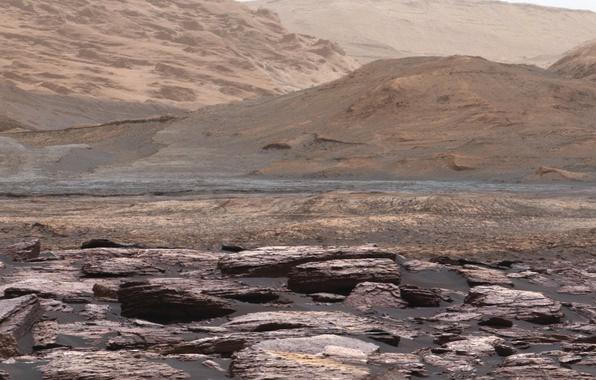 Картинка фото, Марс, НАСА, Кьюриосити