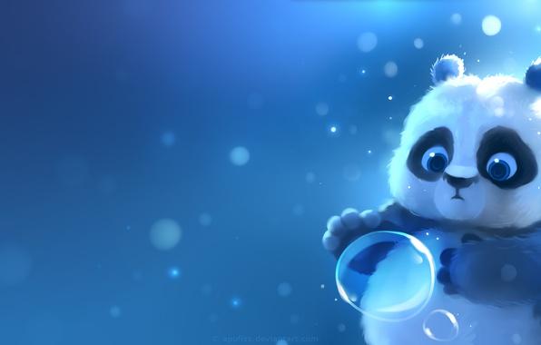 By apofiss - Panda anime wallpaper ...