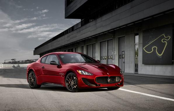 Картинка Maserati, GranTurismo, мазерати, грантуризмо