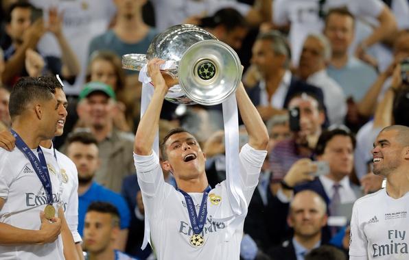 Картинка футбол, финал, Лига Чемпионов, Реал, Мадрид, 2016