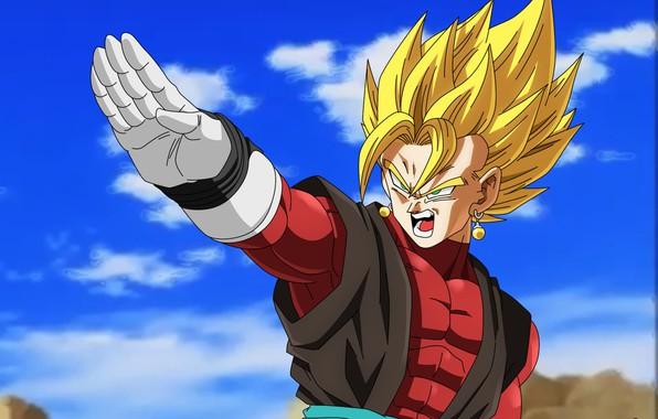 Картинка DBS, anime, manga, Dragon Ball, Dragon Ball Super, japonese, Vegeto