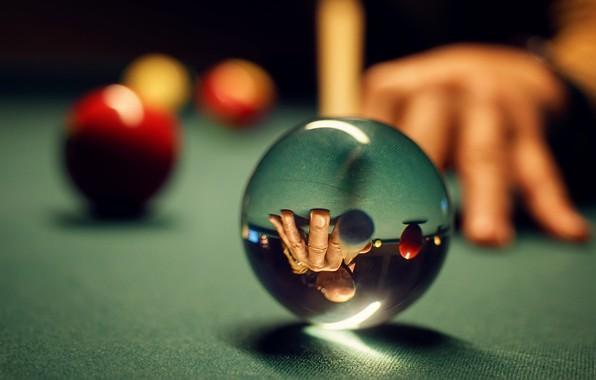 Картинка шары, спорт, бильярд