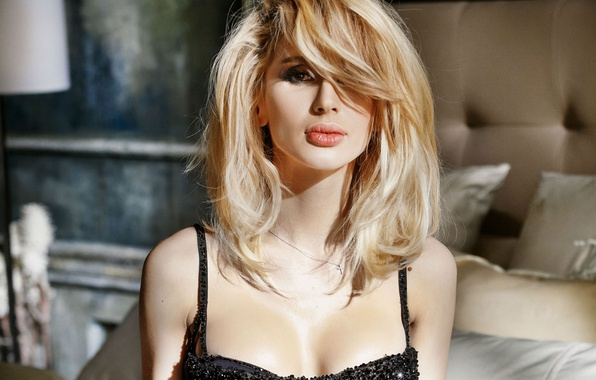 зарубежные певицы блондинки фото