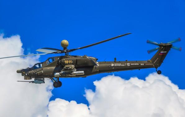 Картинка Ми-28, ударный вертолёт, Mi-28NE