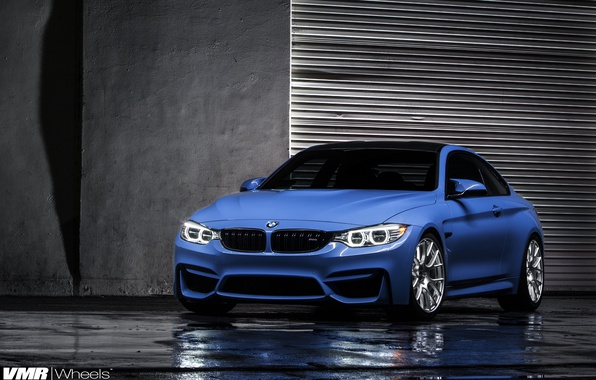 Фото обои BMW, Blue, F82, Marina, Yas