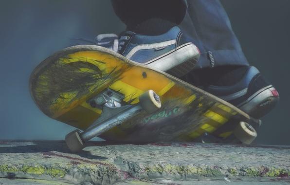 Картинка скейт, скейтборд, skateboard