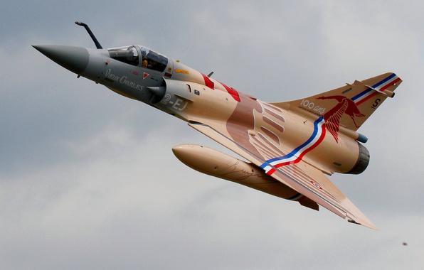 Картинка полет, истребитель, кабина, Dassault Mirage