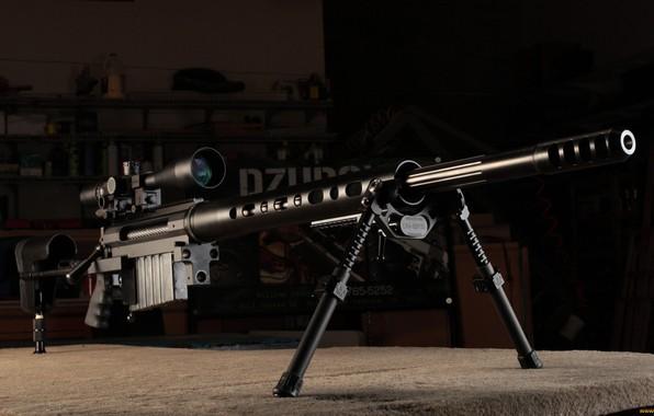 Картинка оружие, gun, винтовка, weapon, снайперская, rifle, sniper rifle, m200, Intervention, CheyTac, ЧейТак, Интервеншен, М200