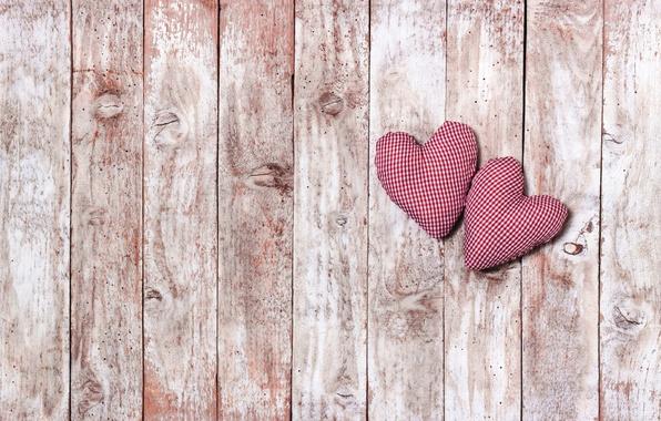 Картинка любовь, сердечки, love, wood, pink, romantic, hearts