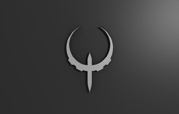 Картинка logo, game, Quake Champions, Quake