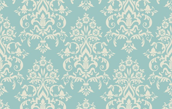 Картинка vector, текстура, орнамент, vintage, design, texture, retro, винтаж, background, pattern, ornament, seamless, template, foral
