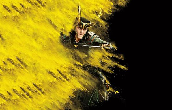 Картинка Hulk, Ragnarok, Lightning, Warrior, Gladiator, Marvel, Pearls, Thor, Idris Elba, God, Benedict Cumberbatch, Chris Hemsworth, …