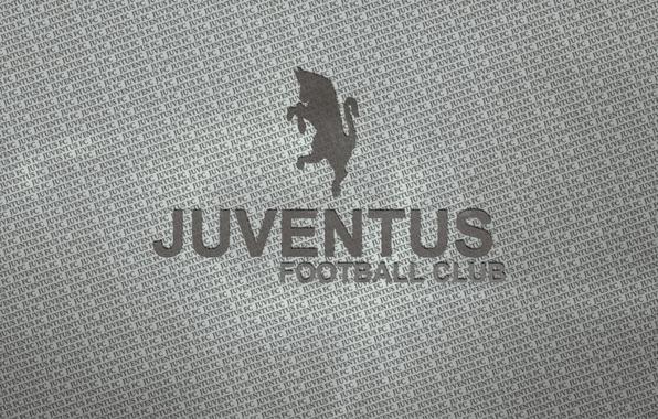 Картинка буквы, серый, серебристый, лого, juventus_football_club