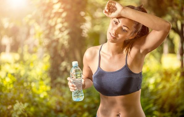 Картинка fatigue, Running, tiredness, jogging, hydration, water loss