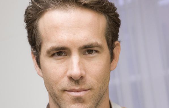 Картинка лицо, портрет, актер, мужчина, Райан Рейнольдс, Ryan Reynolds