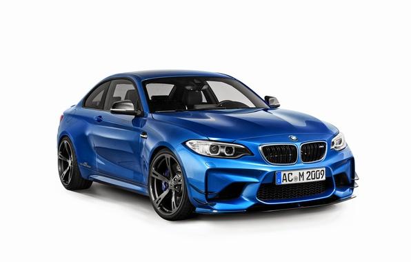 Картинка бмв, купе, BMW, белый фон, Coupe, F87