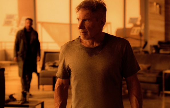 Картинка cinema, movie, film, Harrison Ford, Blade Runner, Blade Runner 2049, Blade Runner: 2049