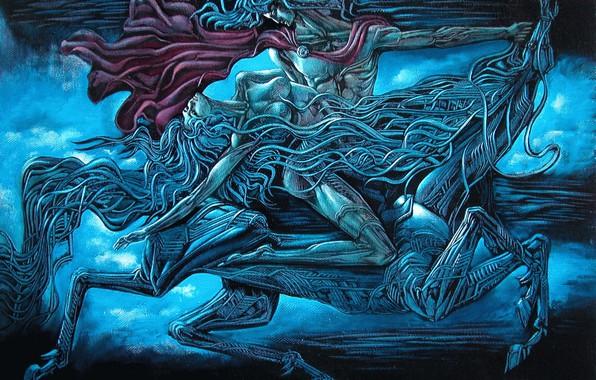 Картинка Айбек Бегалин, 2004г, Похищение девушки