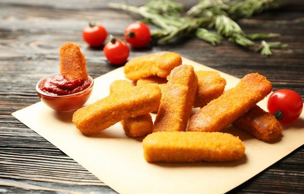 Картинка кетчуп, cheese, tomato, sticks, snacks, сырные палочки, crispy