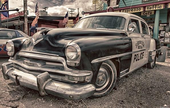 Картинка Chrysler, United States, Arizona, Seligman