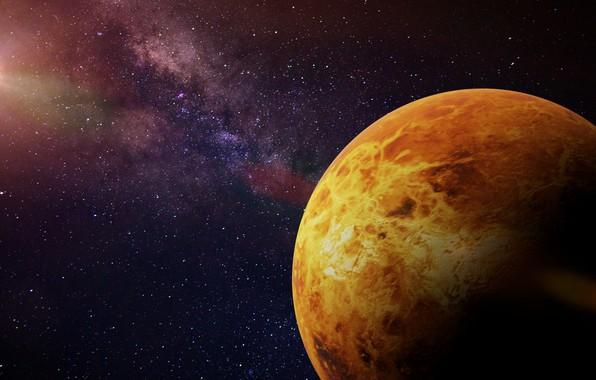 Картинка cosmos, planet, sci fi