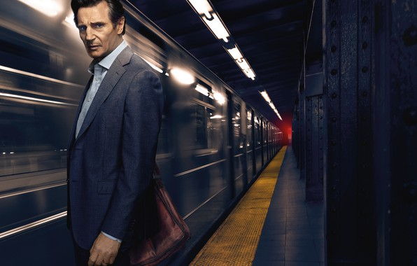 Картинка Action, Train, Michael, The, year, 2018, Walt, EXCLUSIVE, Sam Neill, Male, Liam Neeson, Karen, Man, …