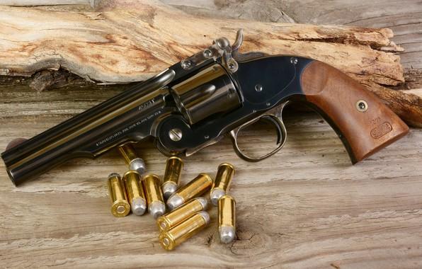 Картинка оружие, револьвер, weapon, Revolver, Smith & Wesson Schofield Model 3, Schofield Model 3