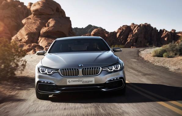 Картинка Concept, BMW, Coupe, 4 Series