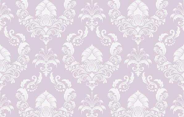 Картинка цветы, узор, текстура, орнамент, texture, wallpapers, pattern, ornament, seamless, background.