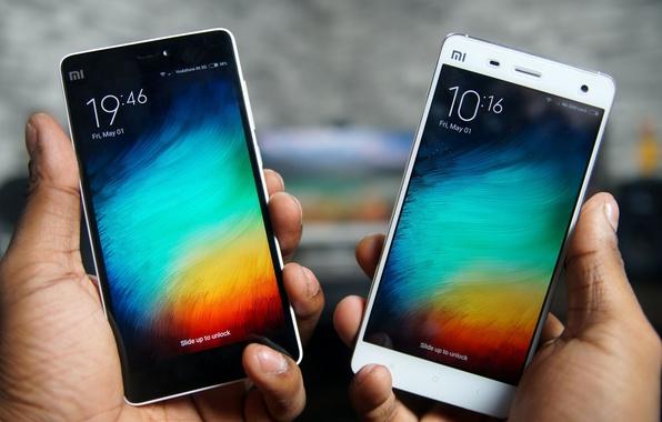 Картинка Смартфон, Xiaomi, Mi4, Mi4c