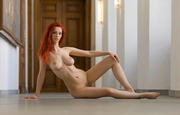 картинки рыжеволосых голых девушек