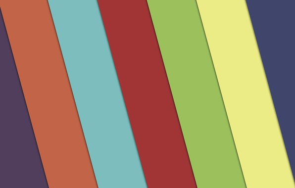Картинка Color, Геометрия, Lollipop, Material Design, Matetial