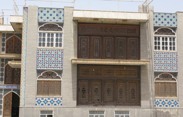 Картинка Iran, Yazd, Old House, Kavir