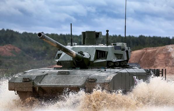 Картинка танк, российский основной боевой танк, Объект 148, Армата, Т-14