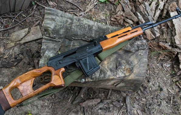 Картинка оружие, weapon, СВД, Sniper Rifle, SVD, Снайперская Винтовка Драгунова, Dragunov