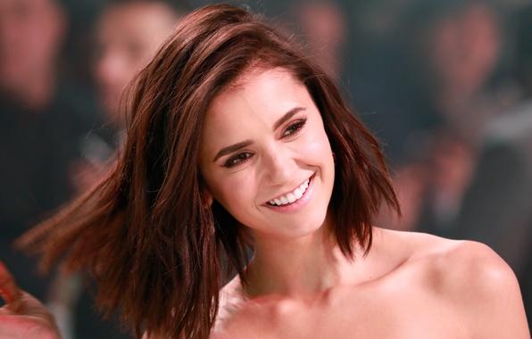 Картинка girl, Nina Dobrev, The Vampire Diaries, woman, beautiful, model, pretty, vampire, Vampire Diaries, actress, celebrity, …