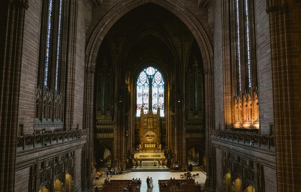 Картинка Cathedral, Liverpool, Wedding