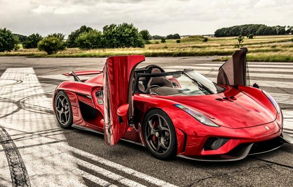 Фото обои Regera, кенигсегг, регера, суперкар, Koenigsegg