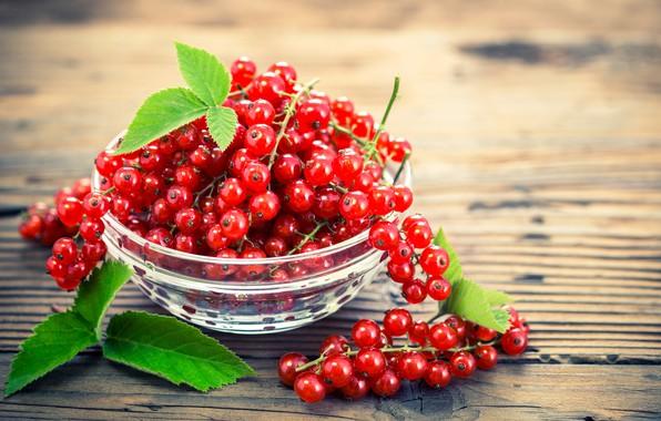 Картинка ягоды, миска, красная, fresh, смородина, berries