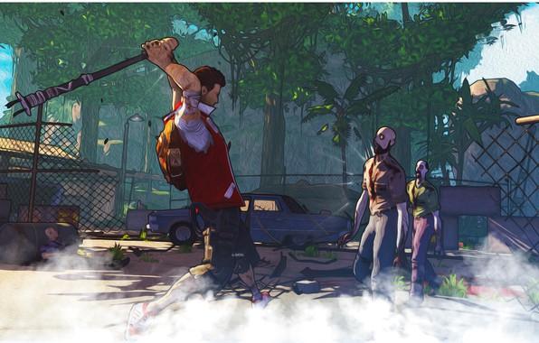 Картинка game, EDI, dead island, escape dead island