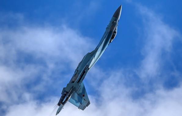 """Картинка кобра, Су-35, пилотажная группа, высший пилотаж, ВВС России, """"Соколы России"""""""