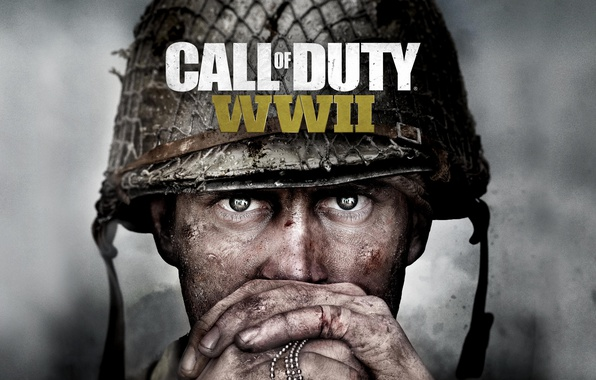 Картинка Game, Activision, Call of Duty: WWII