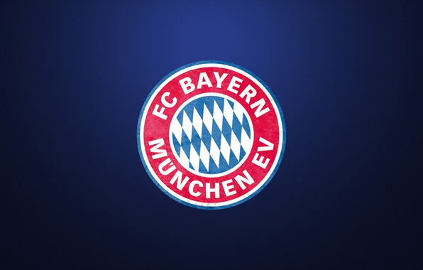 Картинка wallpaper, sport, logo, football, Bayern Munchen