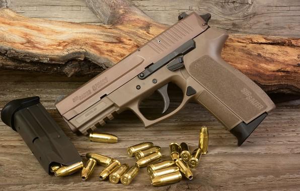 Картинка пистолет, оружие, gun, pistol, weapon, Sig Sauer, Сиг Зауер, P2022, Sig P2022, П2022